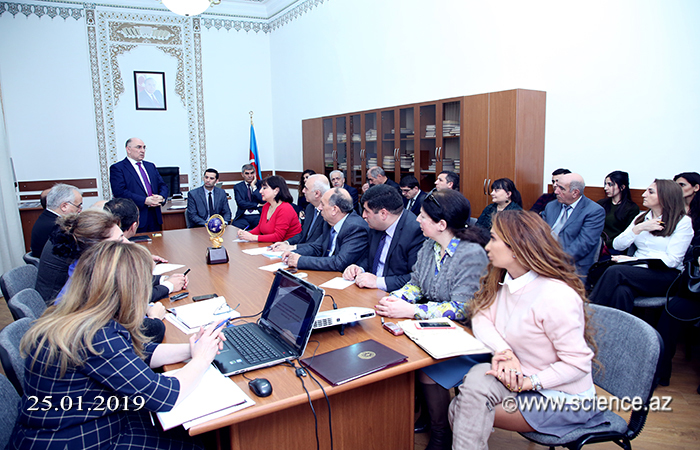 A consultation has been held to improve the coordination of scientific researches