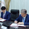 Signed memorandum of understanding between ANAS and the State Committee on Work with Diaspora of the Republic of Azerbaijan
