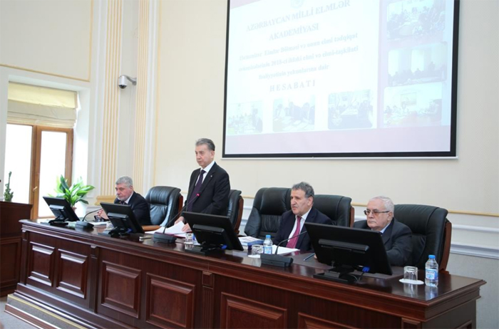 Approved a report on the results of the Humanitarian Sciences Division's activities in 2018