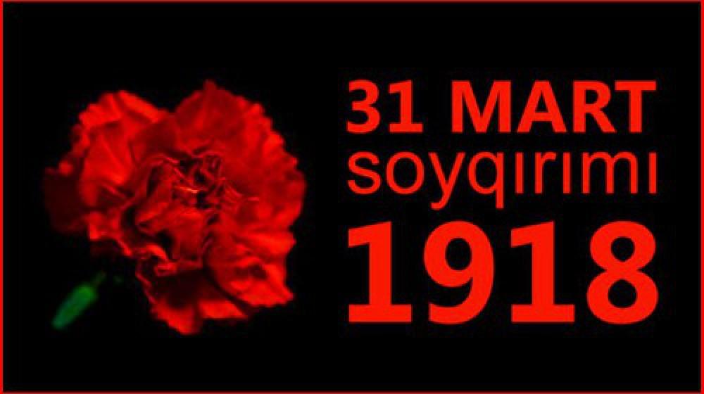 AMEA-nın elmi müəssisə və təşkilatlarında mart soyqırımının qurbanları yad olunub
