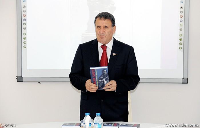 """""""Şah İsmayıl Səfəvi: Tarixi diplomatik sənədlər toplusu"""" kitabının təqdimat mərasimi keçirildi"""