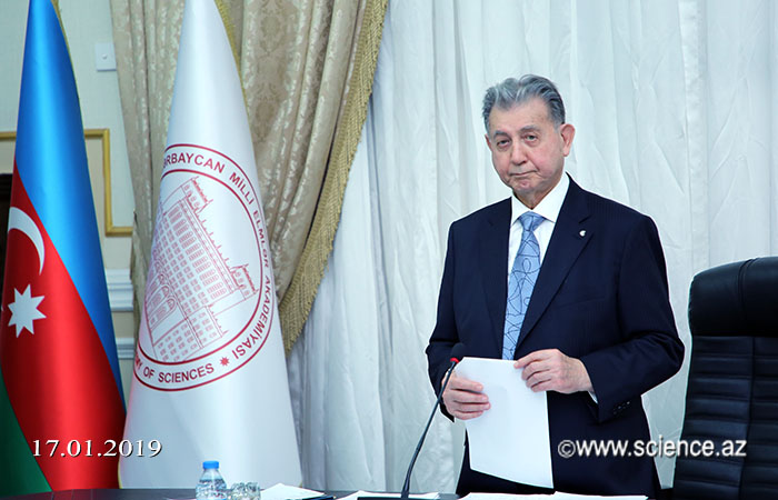 Azərbaycan alimlərinin ikinci qurultayı bu ilin sonunda keçiriləcək