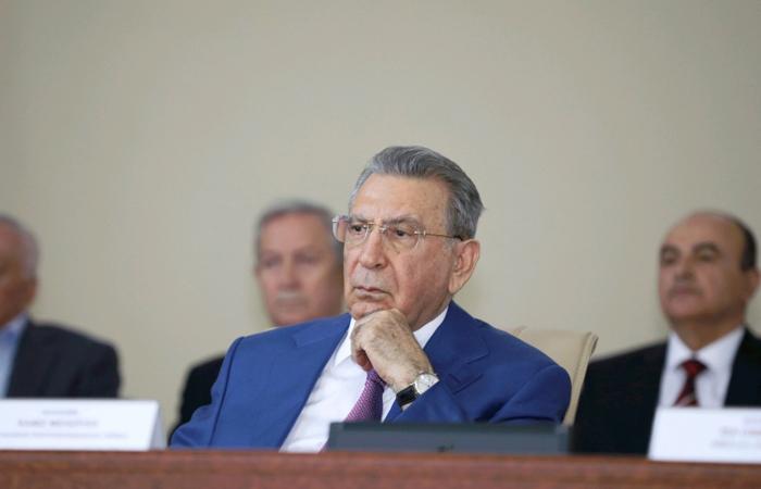 Akademik Ramiz Mehdiyev AMEA-nın prezidenti seçilib