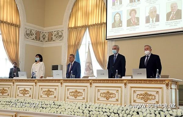 AMEA-nın Ümumi yığıncağının Azərbaycan Respublikasının Prezidenti cənab İlham Əliyevə müraciəti