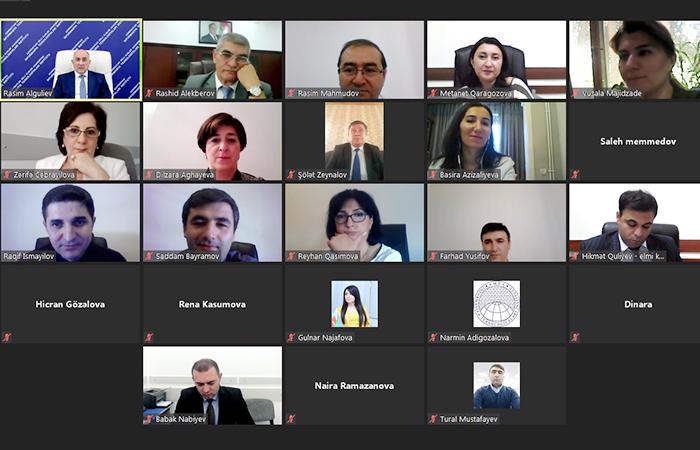 """""""Dissertasiya mövzularının reyestri"""" sistemi təqdim olunub"""