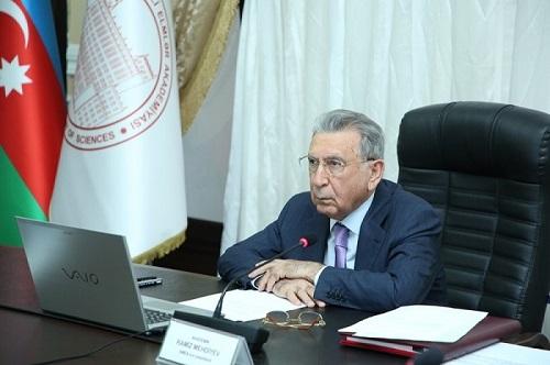 AMEA-nın prezidenti, akademik Ramiz Mehdiyevin Ümummilli lider Heydər Əliyevə həsr olunmuş müsahibəsi