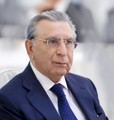 AMEA-nın prezidenti, akademik Ramiz Mehdiyevin Qələbə Günü münasibətilə Akademiya əməkdaşlarına təbriki